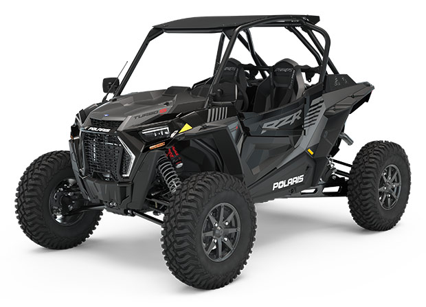 RZR XP® TURBO S Black